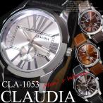 腕時計 メンズ 皮バンド シンプル クロノグラフ調デザイン 合金 ラウンドフェイス ウォッチ クォーツ 生活防水