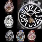 腕時計 メンズ 自動巻ビッグフェイスウォッチ 王冠