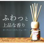 ガーデンリードディフューザー4点セット【メール便送料無料】上質な香りがお部屋に広がる。 ルームフレグランス アロマディフューザー【mlb】