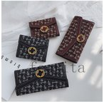 レディース長財布レディース財布さいふサイフギフトおすすめ大容量大人女性用春財布運気財布かわいいクリスマスプレゼント