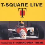 T-SQUARE LIVE feat.F-1 GRAND PRIX THEME T-SQUARE CD
