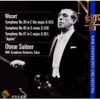 モーツアルト:交響曲第39番、第40番、第41番「ジュピター」 スウィトナー CD