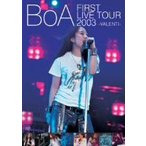 BoA FIRST LIVE TOUR 2003〜VALENTI〜 BoA DVD