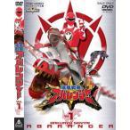 スーパー戦隊シリーズ 爆竜戦隊アバレンジャー Vol.1 アバレンジャー DVD