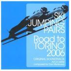 スキージャンプ・ペア Road To TORINO2006 オリジナルサウンドトラック サントラ CD