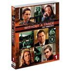 WITHOUT A TRACE/FBI失踪者を追え!セット1 アンソニー・ラパリア DVD