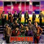 THE MONSTER〜Someday〜(DVD付) / EXILE (CD)