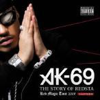 THE STORY OF REDSTA-RED MAGIC TOUR 2009-.. / AK-69 (CD)