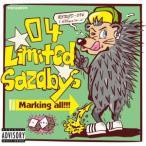 Marking all!!! 04 Limited Sazabys CD