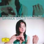 ベートーヴェン:ヴァイオリン・ソナタ第2番&第9番 庄司紗矢香 CD