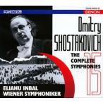ショスタコーヴィチ:交響曲全集 インバル CD