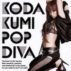 POP DIVA(初回限定盤)(DVD付) / 倖田來未 (CD)