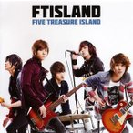 FIVE TREASURE ISLAND / FTISLAND (CD)