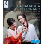 ヴェルディ:歌劇「レニャーノの戦い」 ブロット Blu-ray
