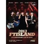 2013 FTISLAND 6th Anniversary Live in Seoul FTHX FTISLAND DVD