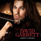 愛と狂気のヴァイオリニスト(初回限定盤)(DVD付) ギャレット DVD付SHM-CD
