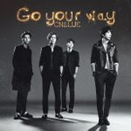 Go your way(初回限定盤B)(DVD付) / CNBLUE (CD)