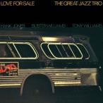 ラヴ・フォー・セール グレイト・ジャズ・トリオ CD