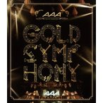 AAA ARENA TOUR 2014 -Gold Symphony- AAA Blu-ray