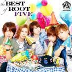the BEST of ROOT FIVE / ROOT FIVE (CD)
