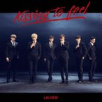 Kissing to feel(DVD付) / U-KISS (CD)