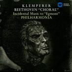 ベートーヴェン:交響曲第9番「合唱」,「エグモント」劇付随音楽 / クレンペラー (CD)