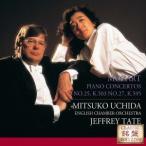 モーツァルト:ピアノ協奏曲第25番&第27番 内田光子 CD
