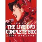 中森明菜 THE LIVE DVD COMPLETE BOX 中森明菜 DVD