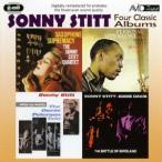 STITT - FOUR CLASSIC ALBUMS ソニー・スティット CD