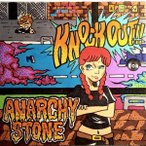 KNOCK OUT!!! ANARCHY STONE CD