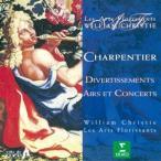 シャルパンティエ:美しき花束-ディヴェルティスマン、エールとコンセール クリスティ CD