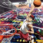 アニメ『黒子のバスケ ウインターカップ総集編』主題歌「Scribble,and Beyond」(アニメ盤) OLDCODEX CD-Single