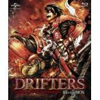 DRIFTERS Blu-ray BOX(特装限定生産版) ドリフターズ CD付Blu-ray