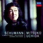 シューマン:ピアノ・ソナタ第2番、森の情景、暁の歌 / 内田光子 (CD)