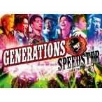 GENERATIONS LIVE TOUR 2016 SPEEDSTER(初回生産限定盤) GENERATIONS from EXILE TRIBE Blu-ray