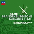 J.S.バッハ:ブランデンブルク協奏曲 第1番-第3番・第5番 シャイー SHM-CD
