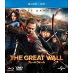 グレートウォール ブルーレイ+DVDセット マット・デイモン 本編DVD付Blu-ray
