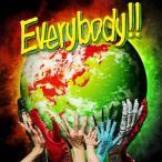Everybody!! WANIMA CD