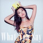 What You Say(DVD付) / Mii (CD)