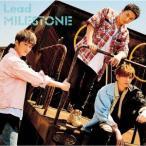 MILESTONE(初回限定盤A)(DVD付) / Lead (CD)