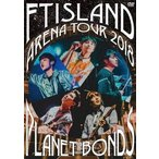 Arena Tour 2018 -PLANET BONDS- at NIPPON.. / FTISLAND (DVD)