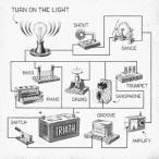 Turn On The Light(初回生産限定盤)(Blu-ray Disc付.. / TRI4TH (CD)