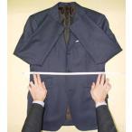【メンズスーツ】サイズ&デザイン情報入力画面(ジャケット)