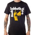 ブラック サバス Black Sabbath メンズ トップス Tシャツ Vol. 4 Black
