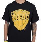 ジャッジ ドレッド Judge Dredd メンズ トップス Tシャツ Badge Black