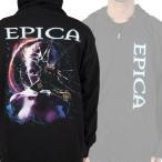 エピカ Epica メンズ トップス パーカー Universal Death Squad Black