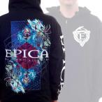 エピカ Epica メンズ パーカー トップス Lion Black