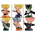 ドラゴンボール DRAGON BALL フィギュア dragon ball super adverge motion wave 1 box of 10 figures