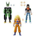 ドラゴンボール Dragon Ball 可動式フィギュア Stars Action Figure Wave 10 Set