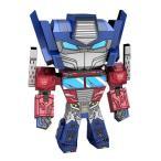 トランスフォーマー Transformers プラモデル Optimus Prime Metal Earth Legends Model Kit